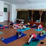 упражнение на развитие гибкости