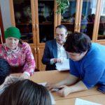 Квест - Тюменская область Ц гордость моя - работа в группах