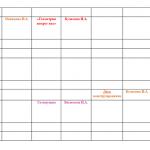 расписание внеурочных занятий 1-4 класс 2020 -2021 продолжение